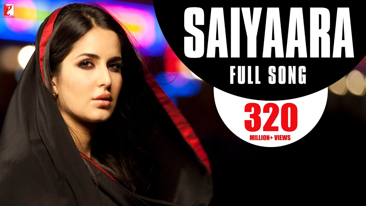 Salman Khan And Katrina Kaif In Ek Tha Tiger: Saiyaara - Full Song