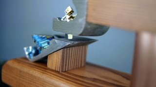 Levitate a Magnet with Bismuth Crystals - No Energy Cost, Indefinite Levitation