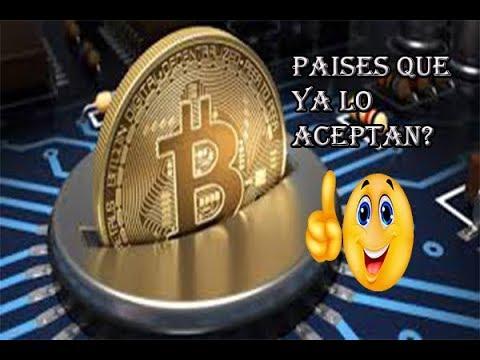 PAISES Que Utilizan Bitcoin - 10 PAISES Que Aceptan BITCOIN - Bitcoin Moneda Virtual
