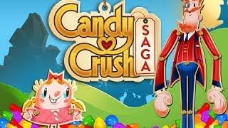 Candy Crush Saga, level 593