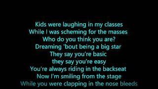 Imagine Dragons-Thunder-Lyrics