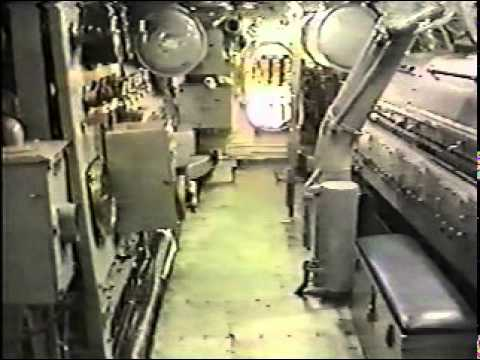 Robert K. Golka Conducts Fireball experiments in Submarine