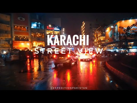 KARACHI City Street View (2020) - Expedition Pakistan