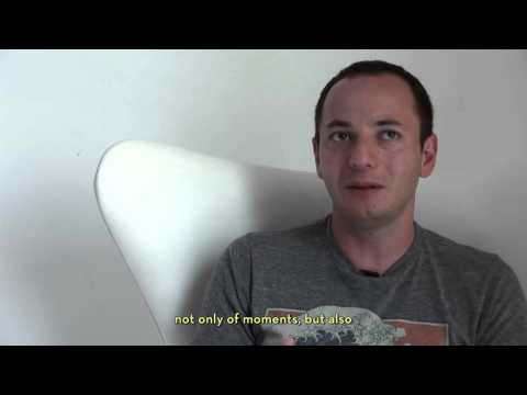 Entrevista Roberto Fiesco sobre Quebranto. Ambulante 2013