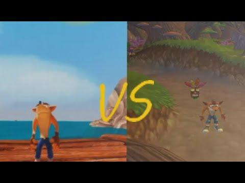 Aninimal Book: Crash Bandicoot - Crystal Wrath vs Twinsanity ! - YouTube