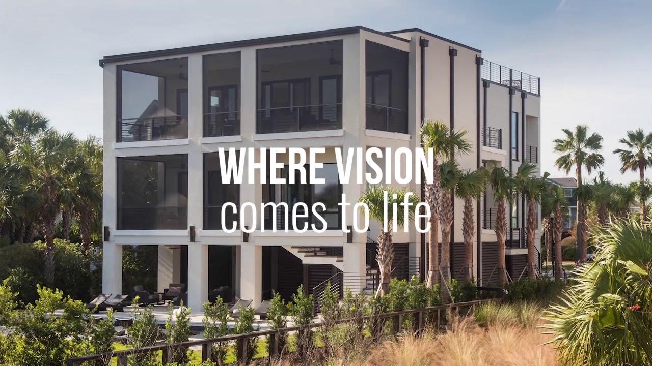 Custom Home Builders Charleston Sc
