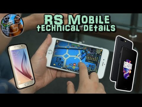 RS Mobile - A look at the technical side of the release