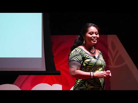 Be That Person | Sabrina Suluai-Mahuka | TEDxPagoPago