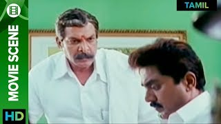 Sarath Kumar is the new Home Minister - Nam Naadu (2007 Film) | Sarath Kumar, Karthika Mathew