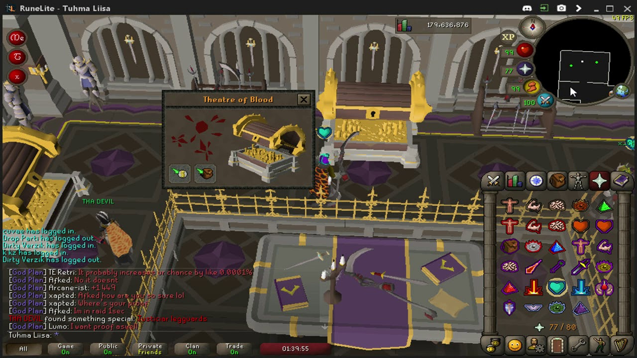 Loot from 100 raids 2 kc (OSRS, Tob) Mp3 indir - Video indir