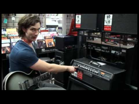 Line 6 Spider IV - HD150 - Springfield Music Gear Box Review | Music Stores in Springfield MO
