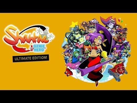 Twitch Livestream | One Million Gamerscore Stream! (Shantae: Half-Genie Hero Ultimate Edition)