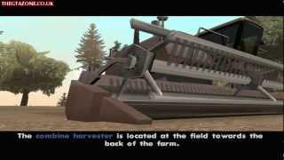 GTA San Andreas - Mission #31 - Body Harvest (HD)
