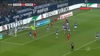 22.09.2018 Шальке - Бавария - 0:2. Голы