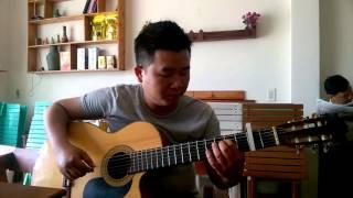 Thành phố buồn - Lam Phương - Guitar Solo