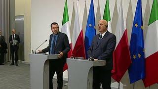 Actu plus - La montée de l'extrême-droite en Europe