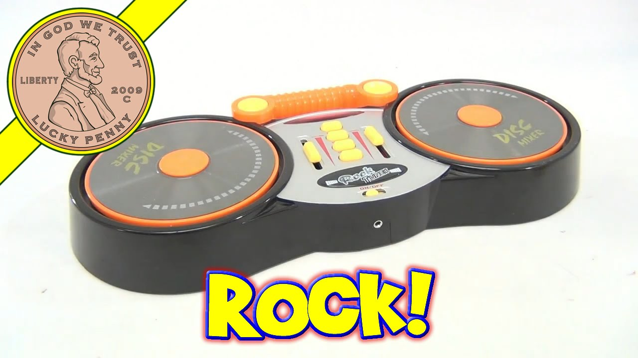 Toy turntable 31