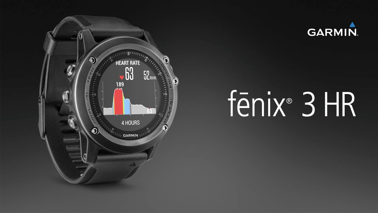 Image result for fenix 3 hr