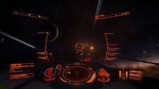 FDL vs FAS combat with Cmdr Vrcan