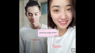 DyShen is real (9) | DyShen forever | DyShen Together | DyShen is dating | DyShen Couple | DyShen CP