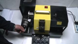 Kugelfräser Schleifmaschine X8
