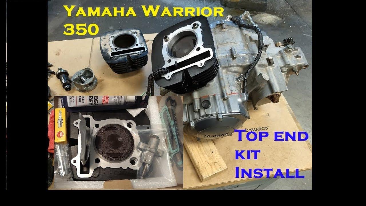 Yamaha Warrior Engine Diagram