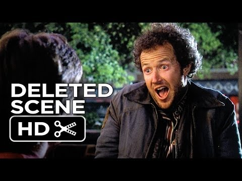 Back To The Future Part II Deleted Scene - Marty Meets Dave (1989) Movie HD