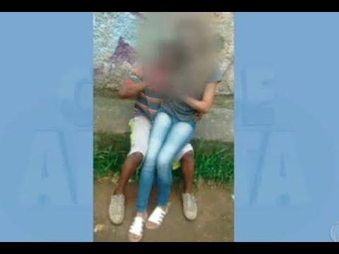 Menina de 12 anos é atacada pelo namorado