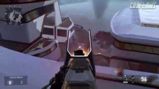 "Advanced Warfare Glitches: 3 Out Of The Map Glitches & On Top ""SOLAR, INSTINCT, RETREAT"" AW GLITCHES"