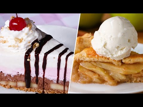 17 Tasty Pie Recipes