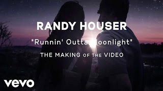 Randy Houser - Runnin Outta Moonlight (Making of the Video)