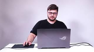Prezentare ROG Strix GL703GS SCAR - Gameplay și detalii despre ecranul de 144Hz   ASUS România