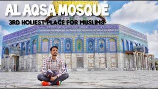TEMPLE MOUNT/AL-AQSA MASJID - JERUSALEM, ISRAEL 🇮🇱