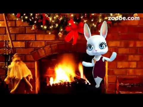Жартівливе привітання з Новим роком від Щирої Зайки - Видео с YouTube на компьютер, мобильный, android, ios