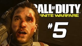 Call of Duty: Infinite Warfare - УБИЛ АДМИРАЛА КОТЧА! #5