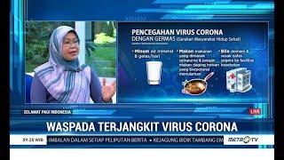 #covid19 #viruscorona virus corona yang telah meletus di wuhan, tiongkok, sejak awal tahun ini kini tersebar berbagai belahan dunia, termasuk ind...