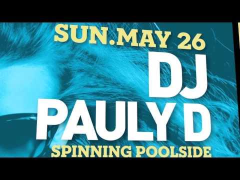 Memorial Day Weekend 2013 with Kryoman x DJ Stellar, Sku Blu, DJ Pauly D and Flo Rida