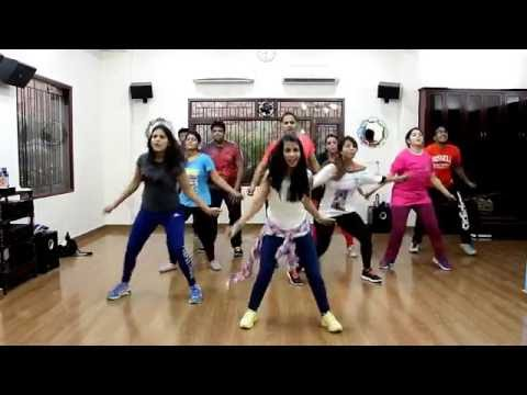 Na Na Na Zumba Fitness Choreography |Bollywood Dance Choreography  by Zin Manisha