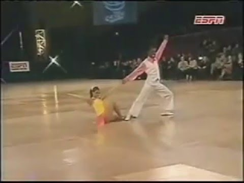 2005 World Salsa Fed Champs- Colombia represent