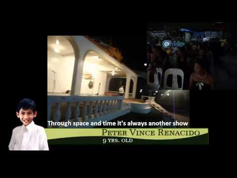 Faithfully - Peter Vince Renacido - KALINGAWAN 2011