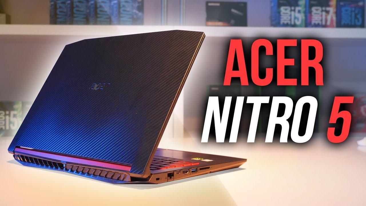 20 Triệu Mua Laptop Gaming Gì Chơi PUBG? - Acer Aspire Nitro 5 | HANOICOMPUTER Video Gaming