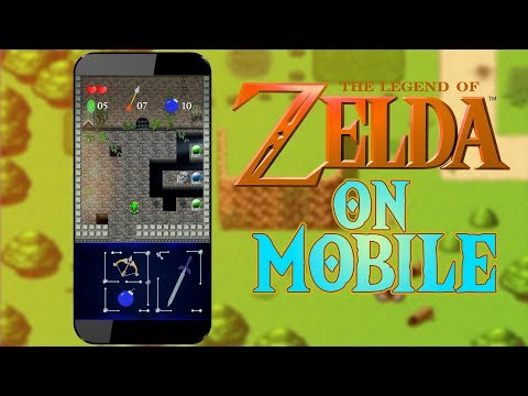Conceptualizing A Mobile Zelda Game