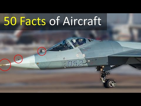50 Facts of Aircraft – Interesting facts of Jet Fighters