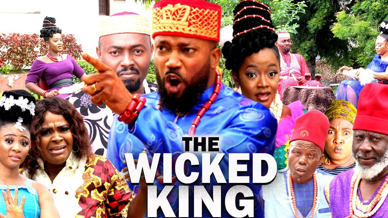 Download THE WICKED KING (NEW FREDRICK LEONARD MOVIE) LUCHI DONALD - 2021 LATEST NIGERIAN MOVIES/NOLLYWOOD