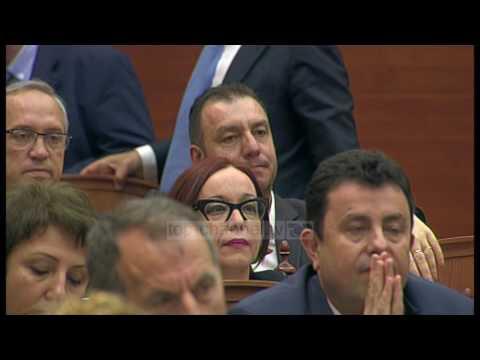 Kuvend, debati Rama-Blushi - Top Channel Albania - News - Lajme