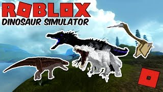 Roblox Dinosaurier Simulator - Quetz Remake und Faso Fortschritt! + Spielen mit Freunden!