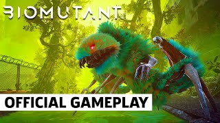 Biomutant Official 4K PC Gameplay