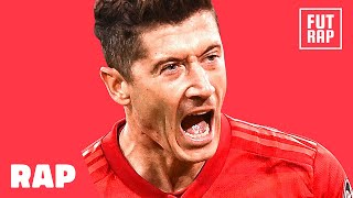 ♫ Rap do Lewandowski | A MÁQUINA DE GOLS