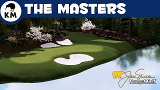 Kiwi plays The Masters | Jack Nicklaus Perfect Golf