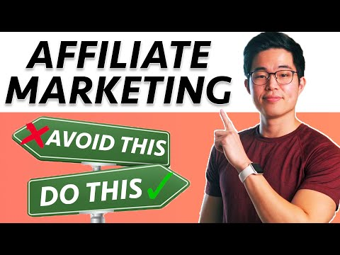 7 Things to Know BEFORE You Start Affiliate Marketing (2021)